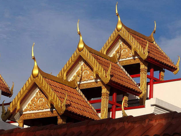 Wat Buddharangsi Buddhist Temple