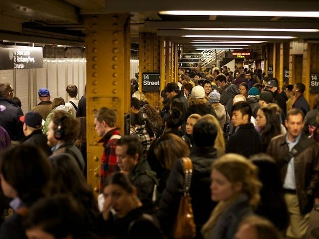 """The MTA just paid a group of """"geniuses"""" $2.5 million for subway fixes"""