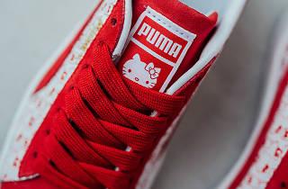 Hello Kitty x Puma