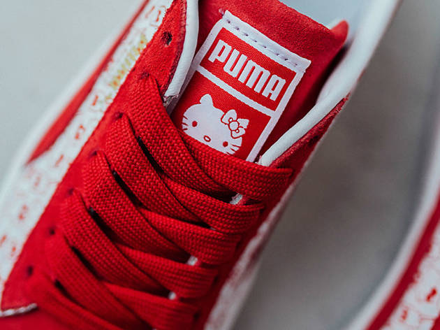 puma hello kitty deportivas
