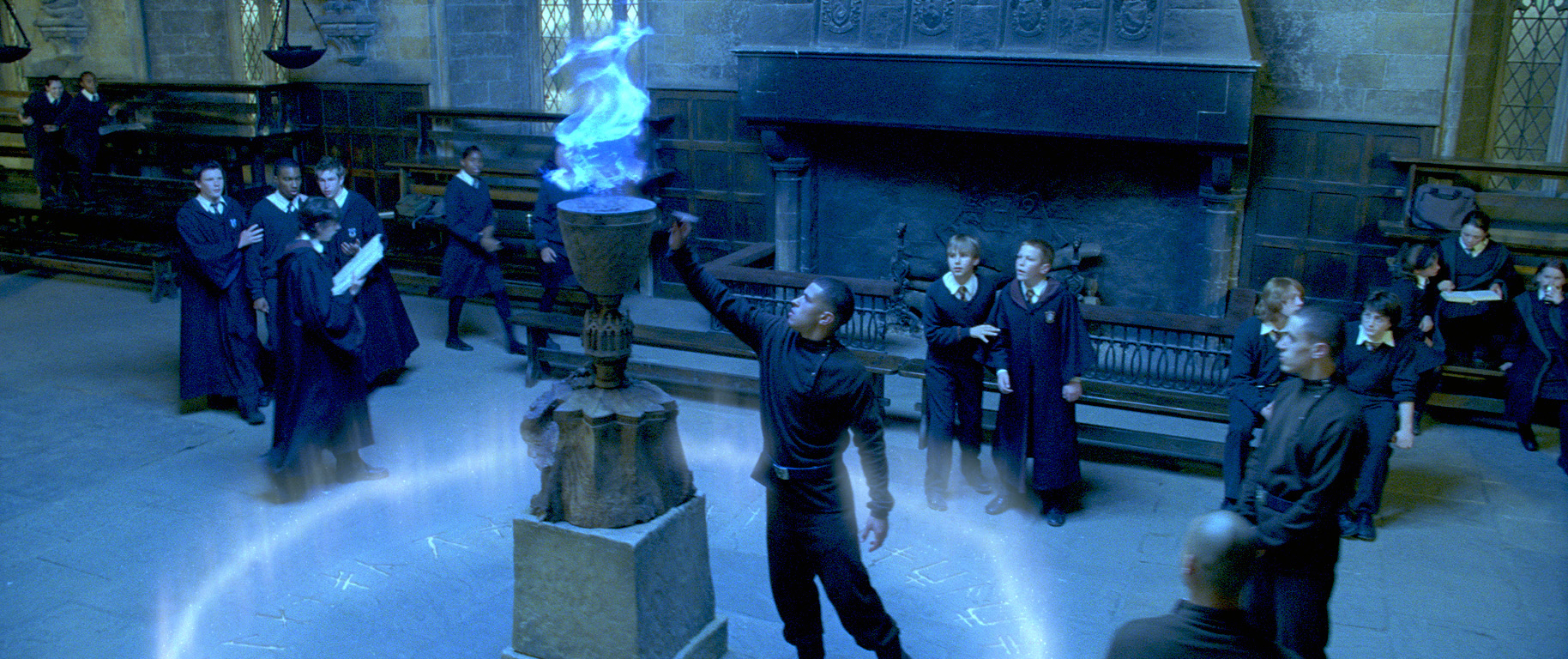 Goblet of Fire, Great Hall, Warner Bros Studio Tour London, Harry Potter, Time Out
