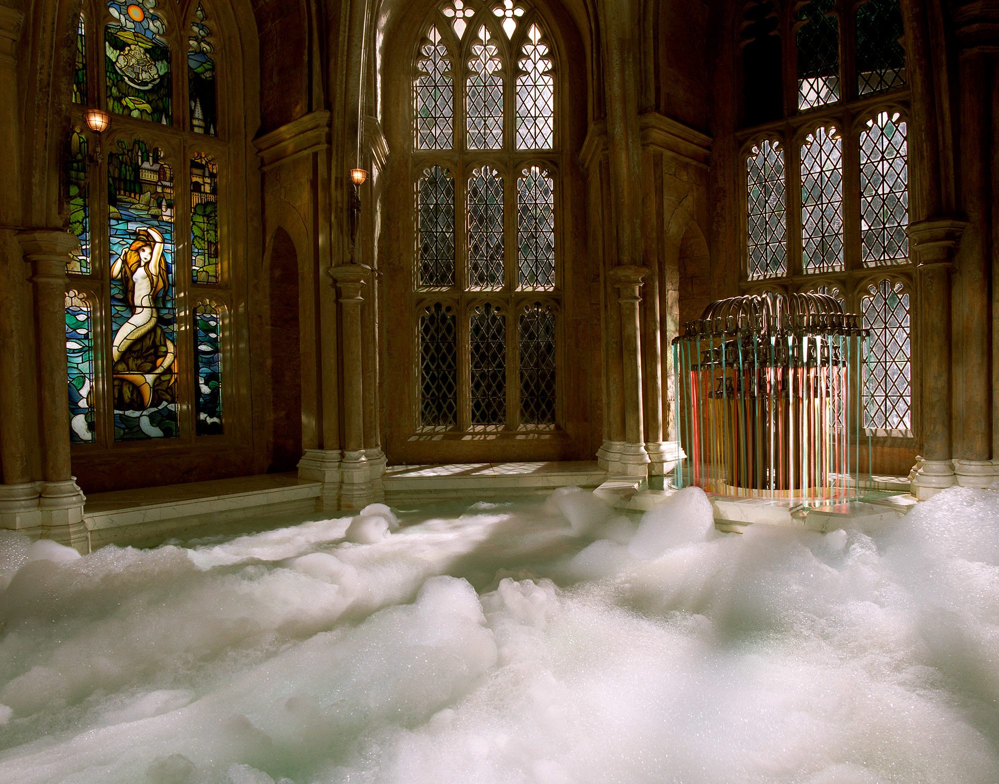 Prefects' bathroom, Harry Potter, Warner Bros Studio Tour London, Time Out