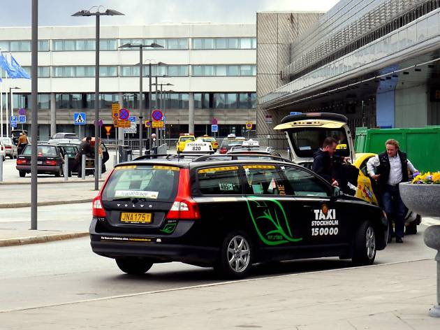 Taxi, Stockholm