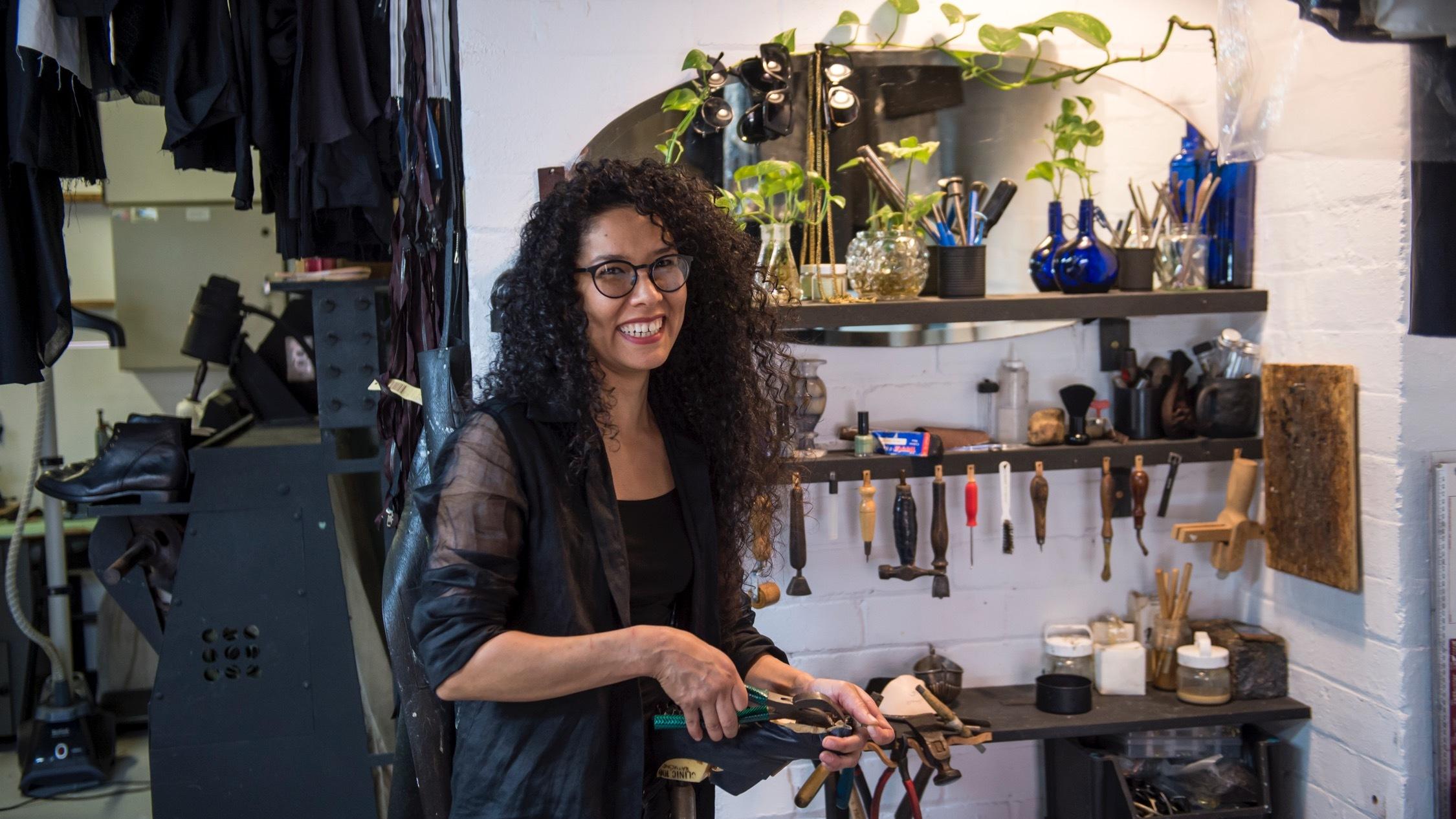 Marina Roorda at Bermuda Black