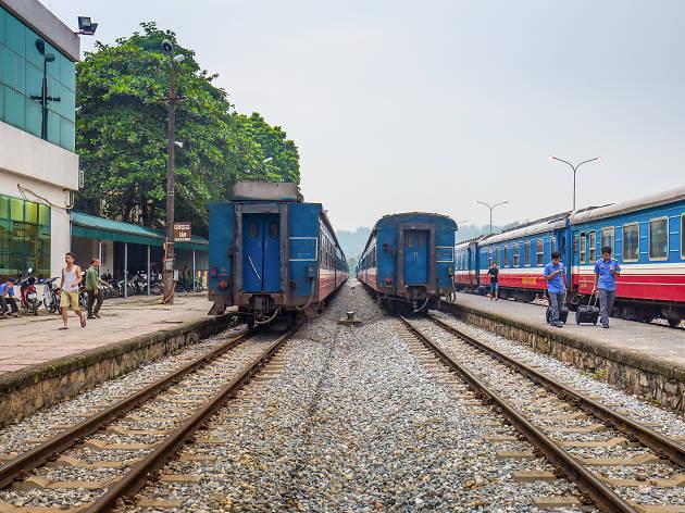 Vietnam Reunification Express