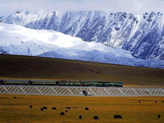 China: Beijing-Lhasa