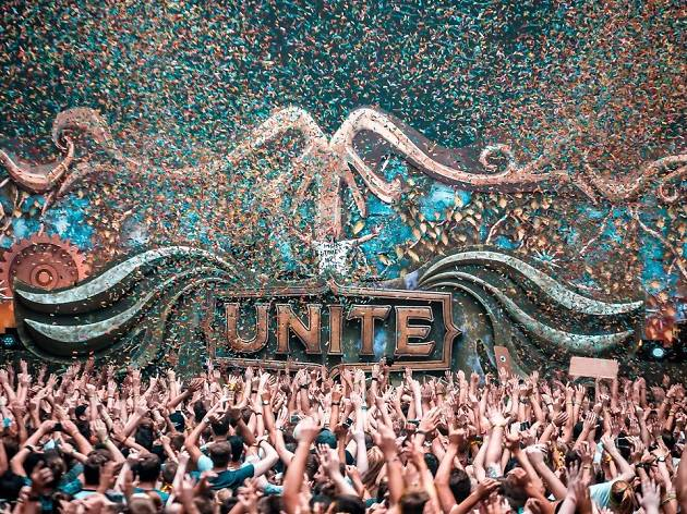 UNITE with Tomorrowland 2018