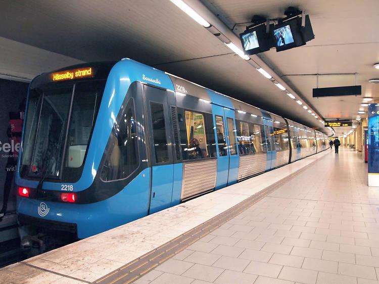 Look beyond the metro lines