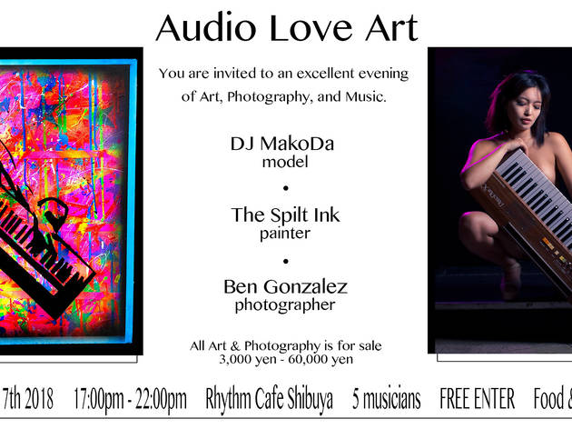 Audio Love Art
