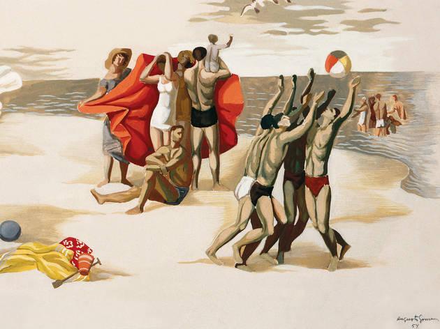 Praia de Matosinhos 1954