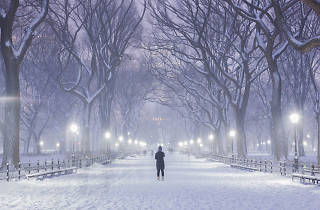 NYC is expecting its third nor'easter in 10 days