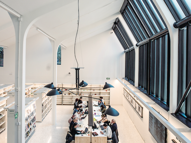 Biblioteca Montserrat Abelló