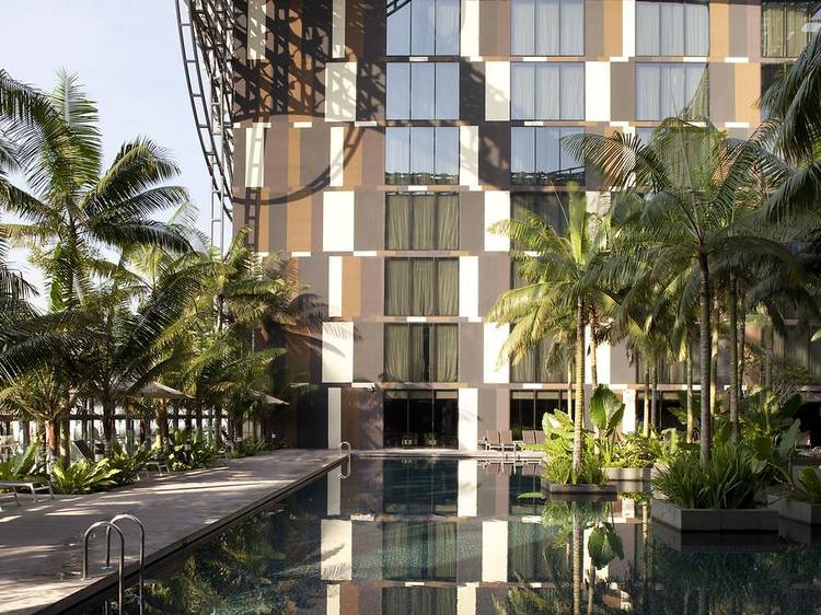 The best airport hotels in Singapore