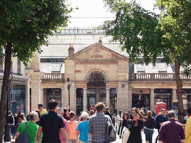 Covent Garden Market   Shopping in Covent Garden, London d269a30720ce
