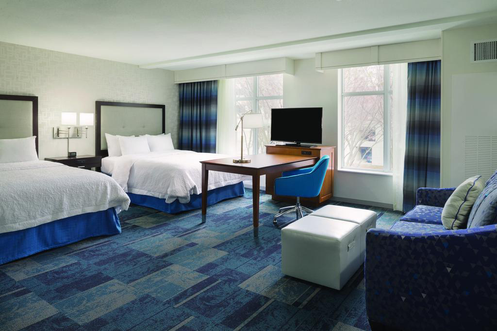 Hampton Inn & Suites Rosemont Chicago O'Hare
