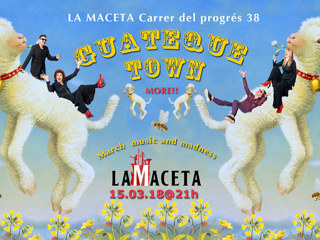 Guateque Town: March music and madness
