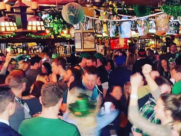 McGillin's Olde Ale House throws a fun St. Patrick's Day bash