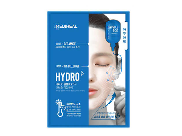 Mediheal – Capsule 100 Bio Seconderm Clear Hyaluronic Acid 面膜