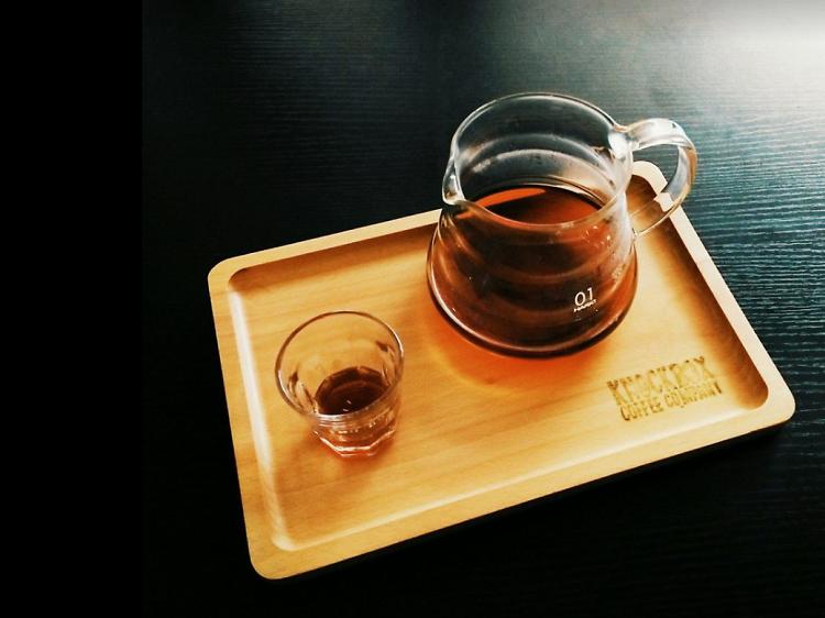 Knockbox Coffee Company