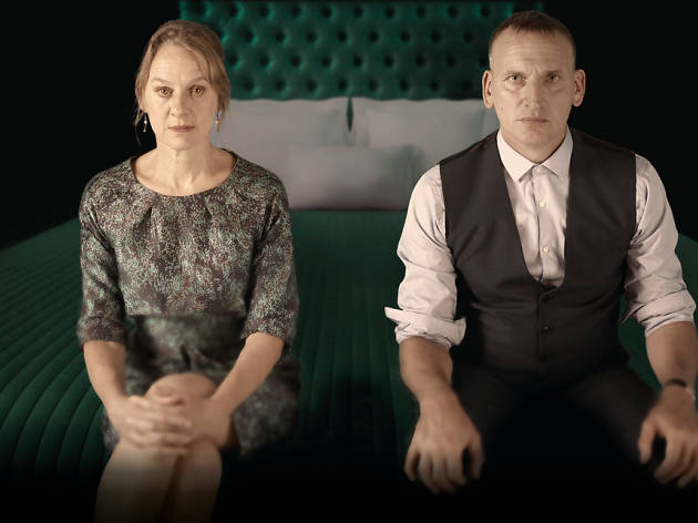 Macbeth, Niamh Cusack and Christopher Eccleston