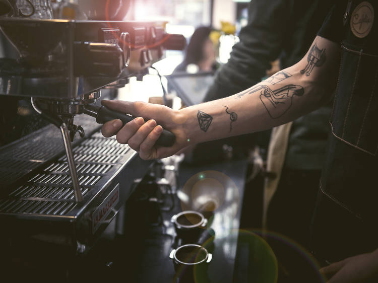 THE COFFEE: Cafelix