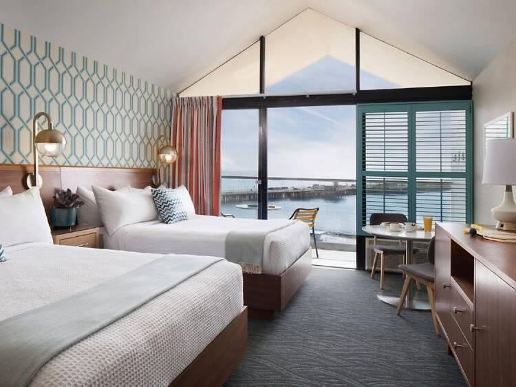 The best hotels in Santa Cruz