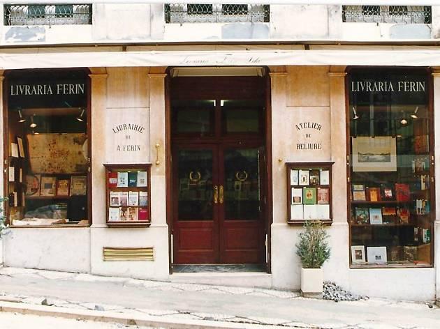 1840 - Livraria Ferin