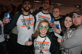The Erin Express is a St. Patrick's Day tradition in Philadelphia