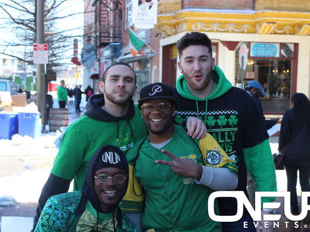 The creators of Erin Express throw this official St. Patrick's Day Philly Bar Crawl