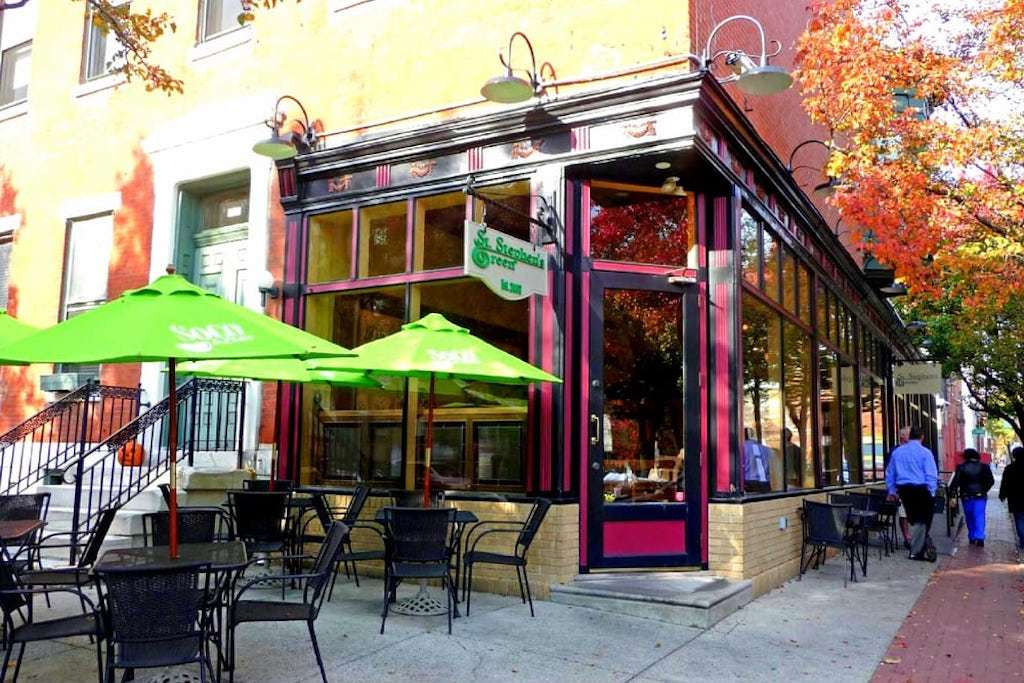 St. Stephen's Green is a bar in Philadelphia