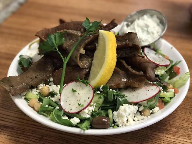 Meraki Greek Grill