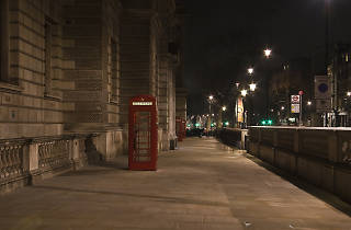 Quiet London, TfL, night owls, Time Out, phone box