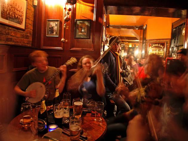 dating irsk i London er nick og danielle fra storebror 8 stadig dating