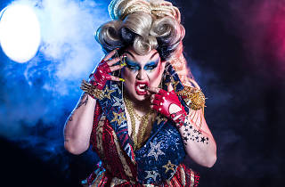 Mimi Imfurst stars in Hedwig and the Angry Inch