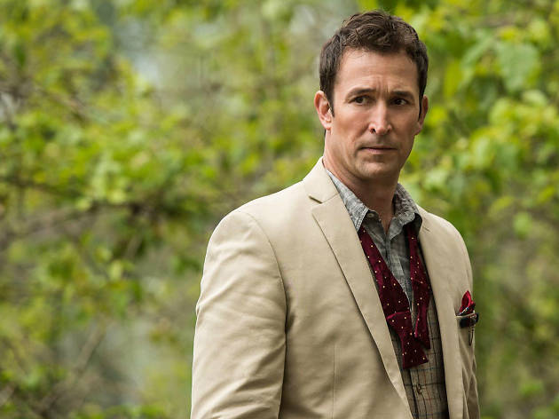 Noah Wyle en The Librarians