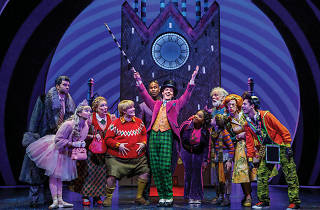 Charlie and the Chocolate Factory is coming to Sydney