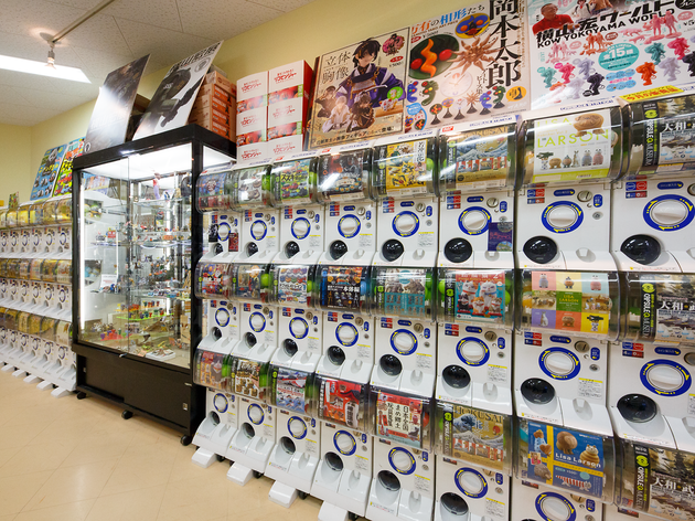 Best places for capsule toys in Tokyo | Time Out Tokyo