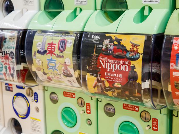 Kaiyodo Hobby Lobby Tokyo Store