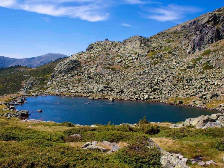 Las Lagunas de Peñalara