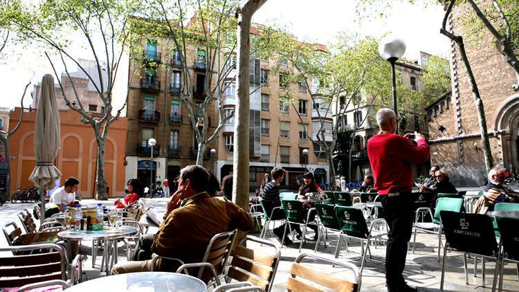 Restaurants a Gràcia