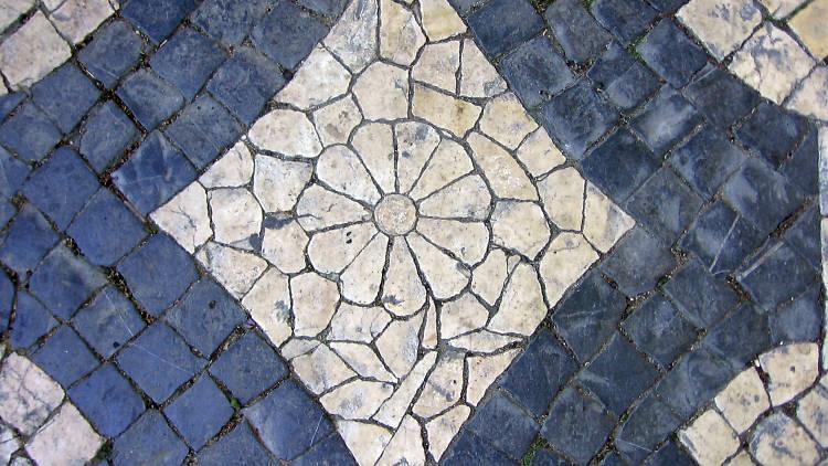 Calçada Portuguesa