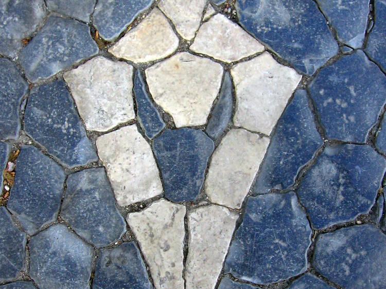 Os segredos da calçada em Lisboa