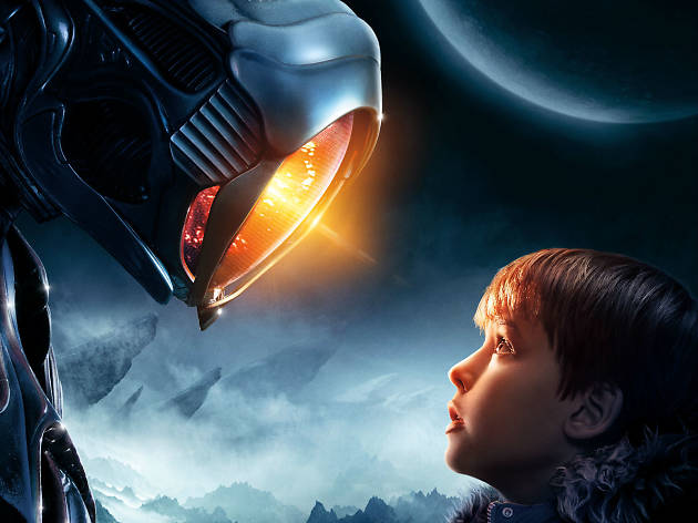 Lost in Space, el remake de Netflix