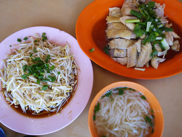 Ipoh Chicken Hor Fun
