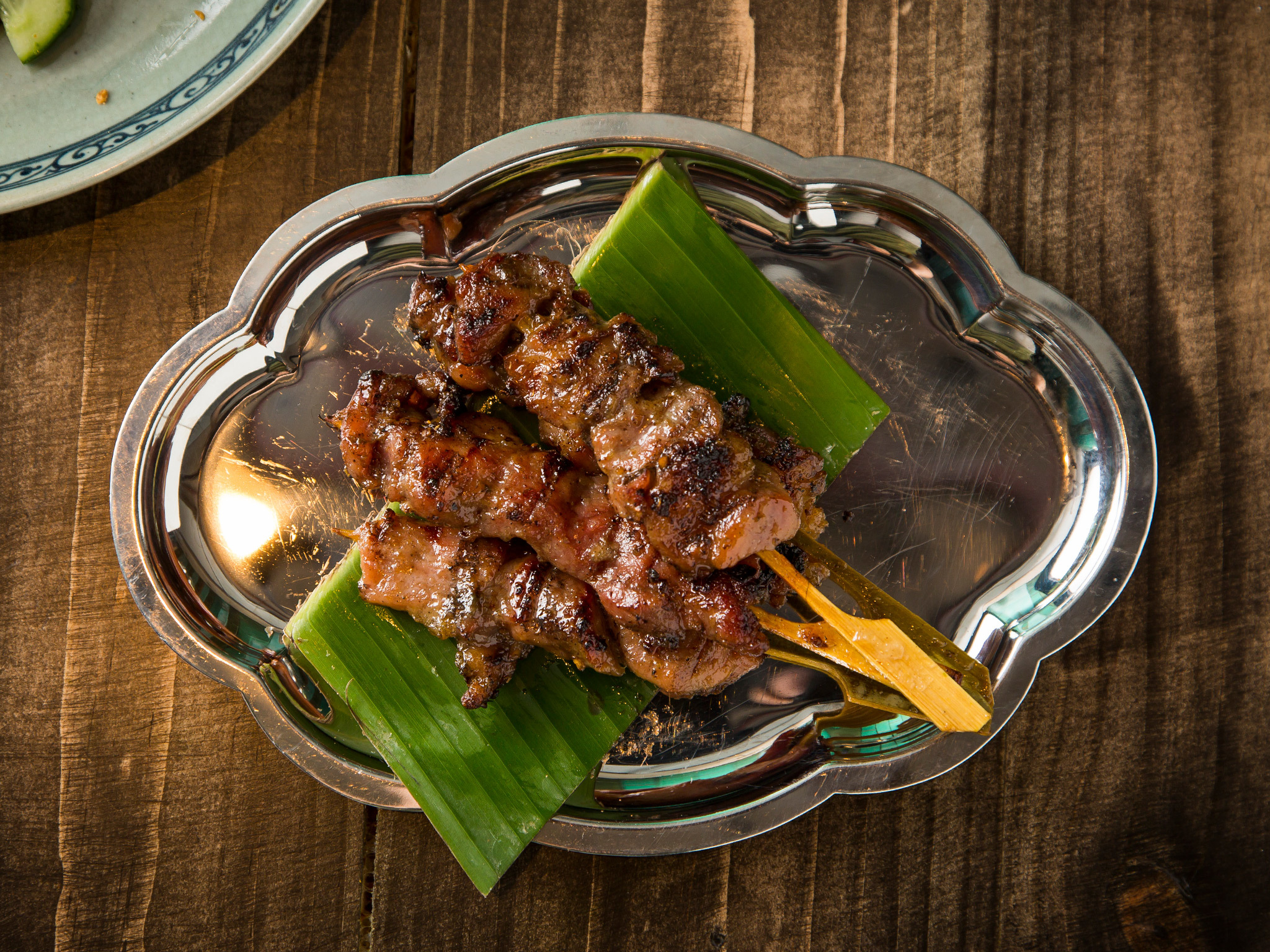 Eat Thai street food with a twist at Long Chim