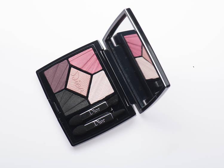 Dior 5 Couleurs Glow Addict 五色眼影 (2018春季限量版)