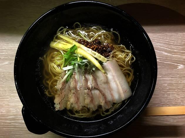 極麺 松阪