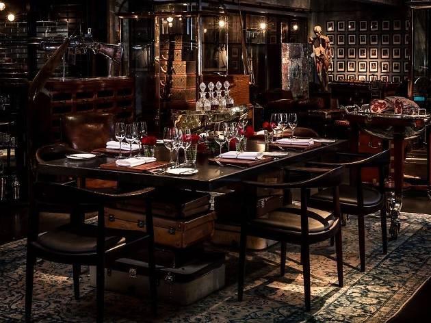 The Butcher's Club Wong Chuk Hang