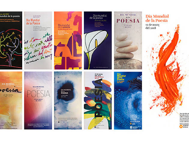 Dia Mundial de la Poesia 2018