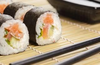 Curso de cocina japonesa
